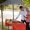 Roadside produce, The Murray