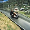 Snowy Mountains bobsled
