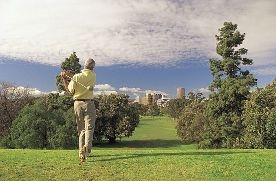 City of Adelaide Golf Links