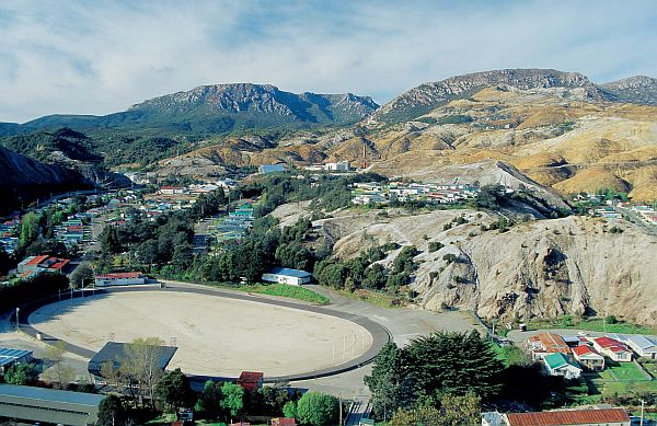 Football Oval, Queenstown