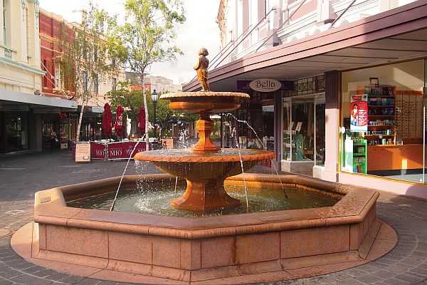 Fountain in the Quadrant, Launceston