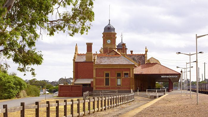 Maryborough Historic Railway Station