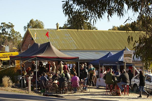 Wesleyhill Market Castlemaine