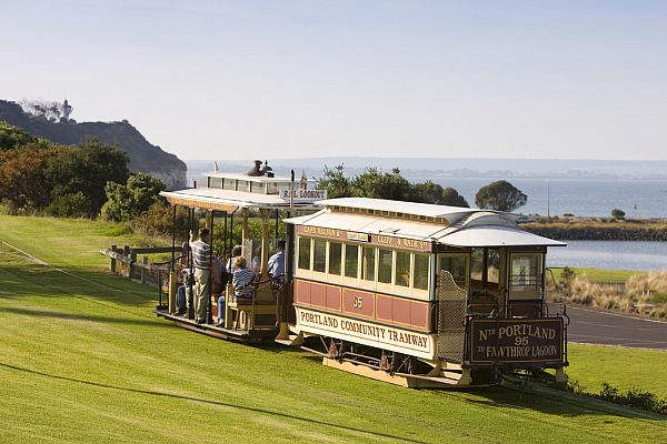 Cable Tram - Portland