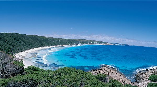 View from Observatory Point, part of the Great Ocean Drive